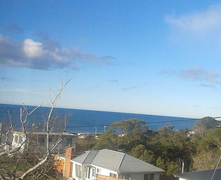 Views of Bass Strait