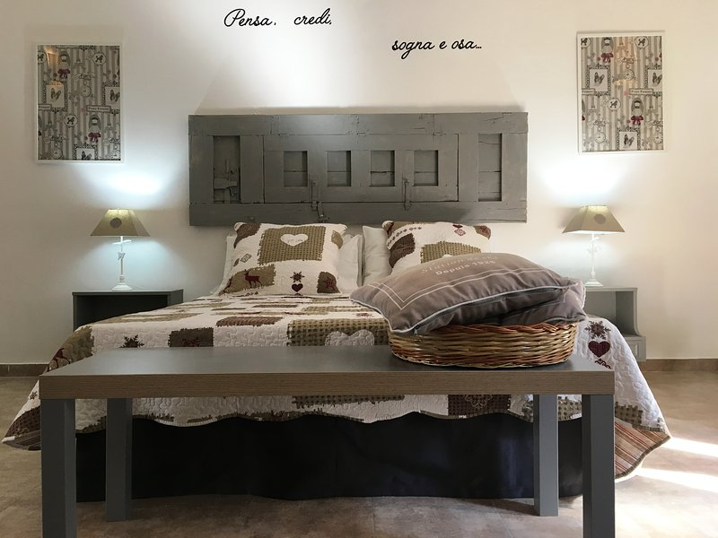 Nzina Maison de charme, holiday rental in Nicolosi