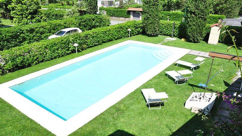 Villa Giorgia, location de vacances à Forte Dei Marmi