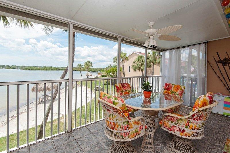12 steps to the Beach; Florida Sun Coast Condo UPDATED 2020