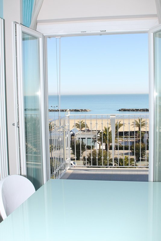 Suite Regent: View from the Living Room