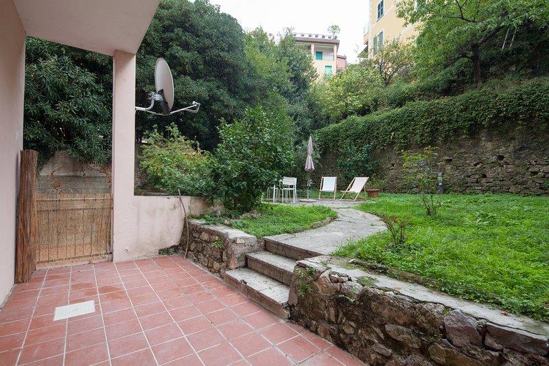 Jardín privado - Jardín privado