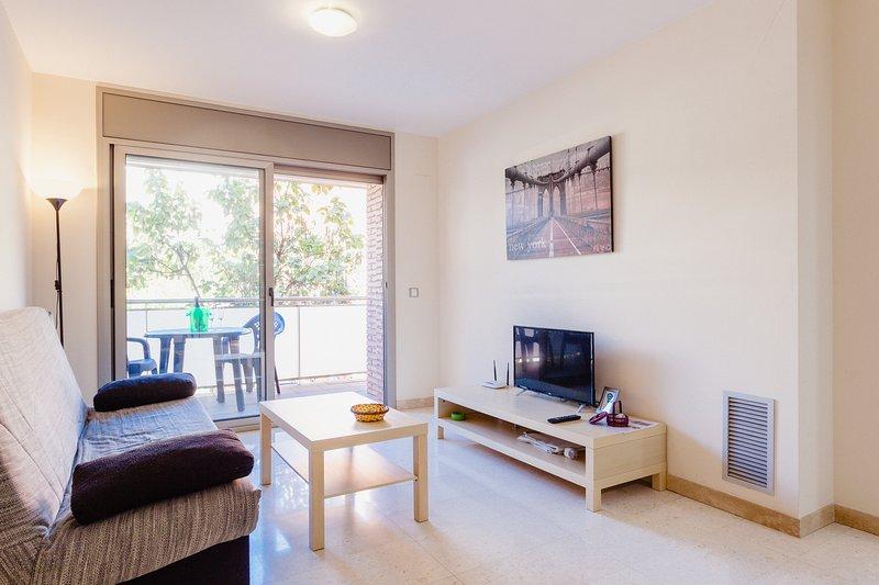 Apartamento  playa (Fenals), casa vacanza a Lloret de Mar