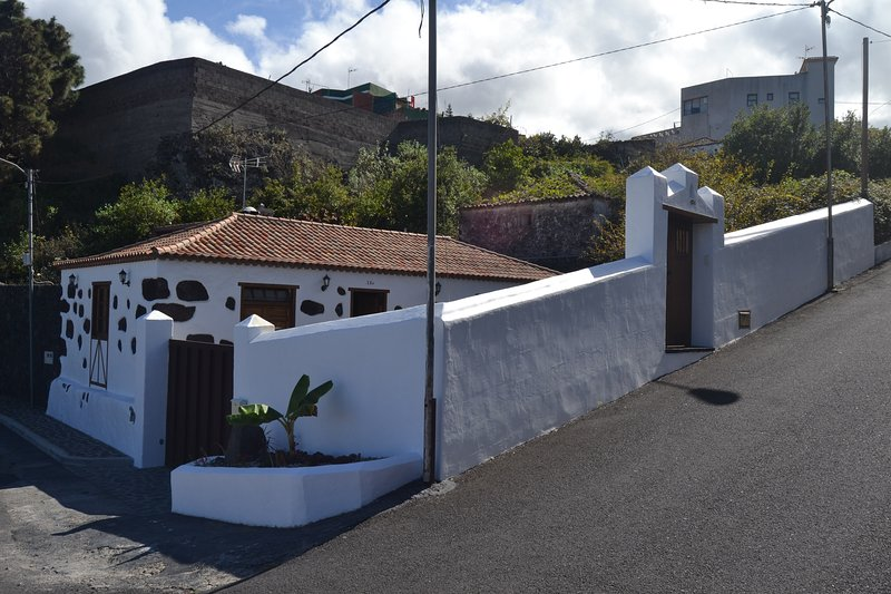 Typical Canarian house. Built in 1805