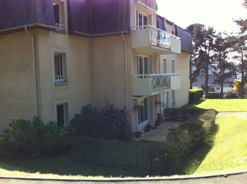 Apartamento no último andar de frente para o sul