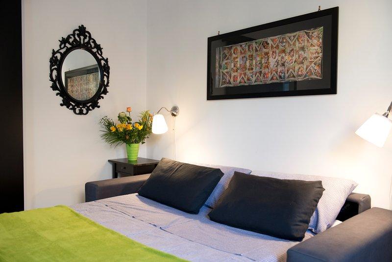 location appartement Monreale Loft Romantique