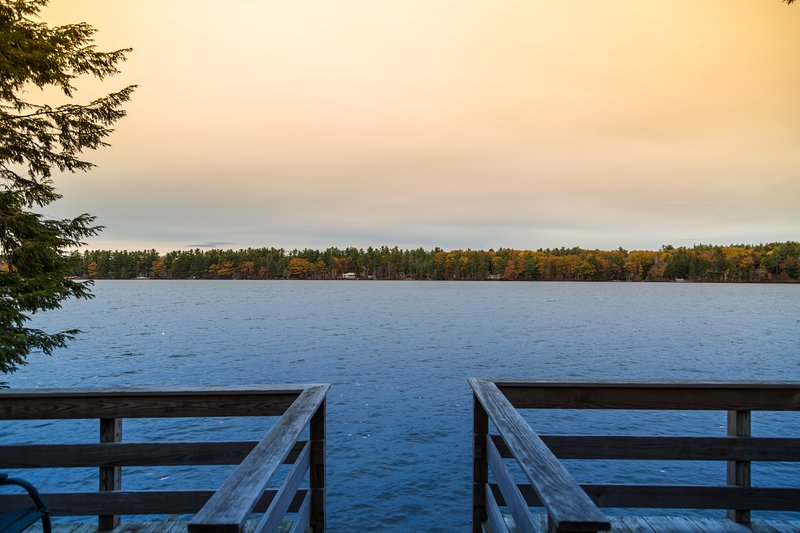 Nellie's View at Grey Shingles Camps, vacation rental in Wolfeboro