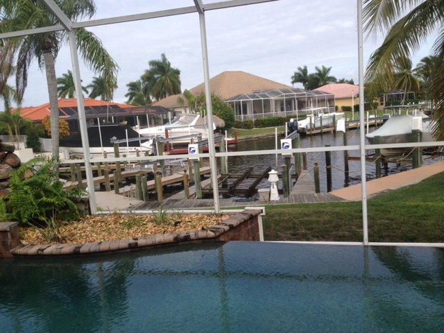 SW Cape Coral Gulf Access Home - Cape Harbour, holiday rental in Cape Coral