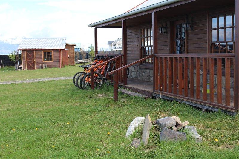 Somos cabañas de campo en el corazón de la Patagonia