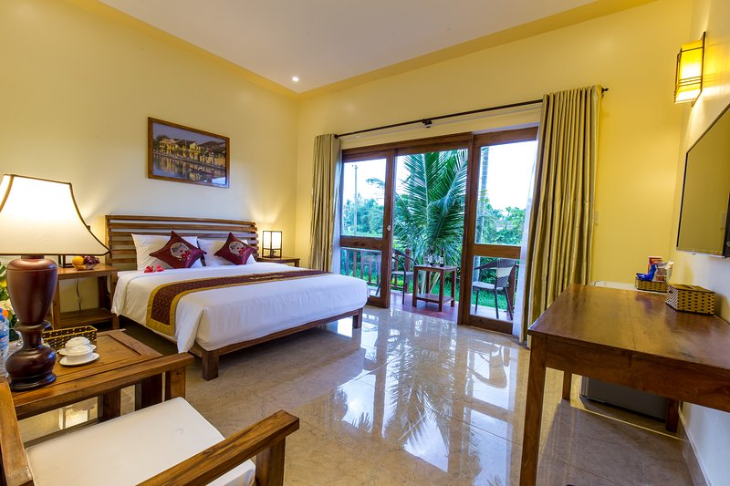 Family room with 02 bedrooms, alquiler vacacional en Hoi An