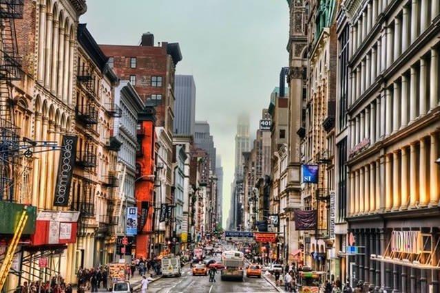 Hip Updated Apt Near Soho 15min To Times Square Sleeps 4