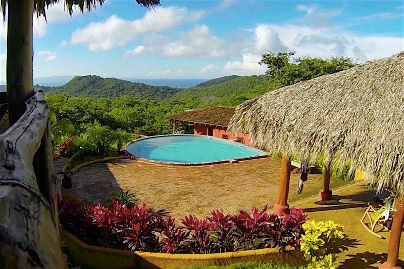 Casa Roja - Private Villa - Monkeys, Pool, Views!, vacation rental in Playa Yankee
