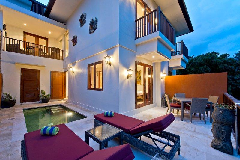 Tranquil Indah Villa2, 2Br, holiday rental in Antap