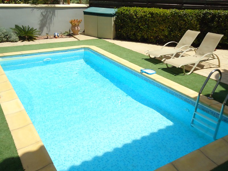 Private Pool for Jakaranda Villa
