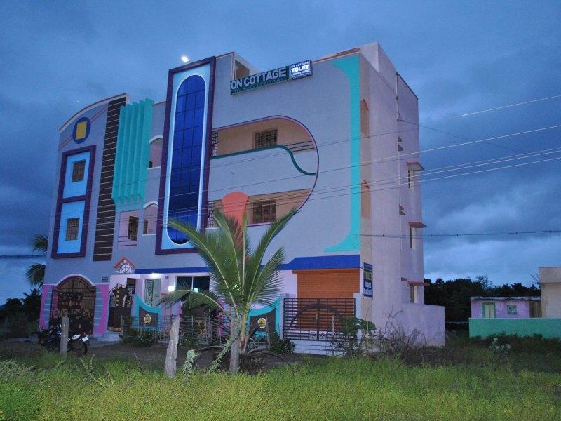 On Cottage Guest House, location de vacances à Thiruvannamalai