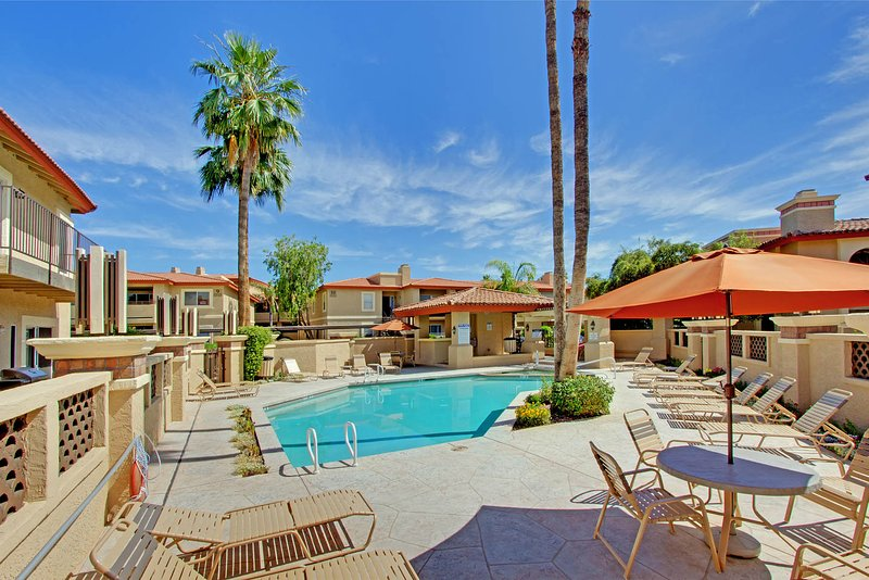 Nice Luxury Resort in Gated Point Tapatio, vacation rental in Phoenix