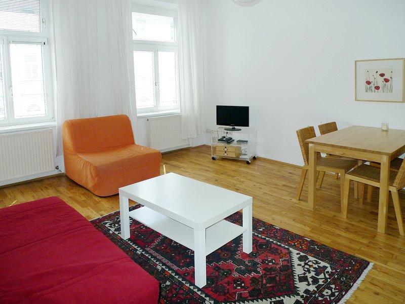 Stuwer Apartment Nr 28, holiday rental in Leopoldsdorf im Marchfelde
