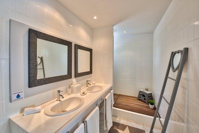 Greystone... a 3BR vacation rental villa in Terres Basses, St Martin