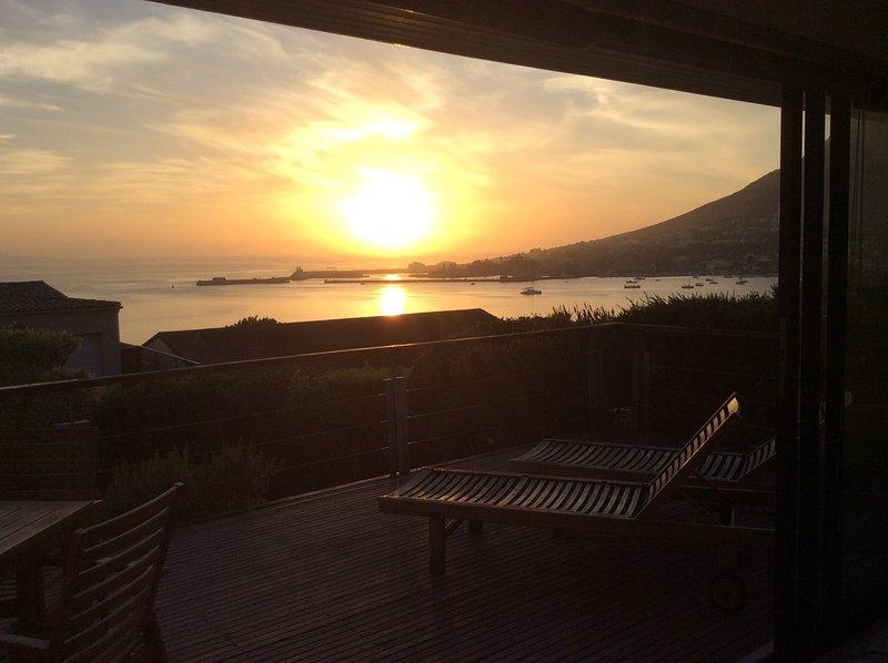 Marine View Villa, alquiler vacacional en Simon's Town