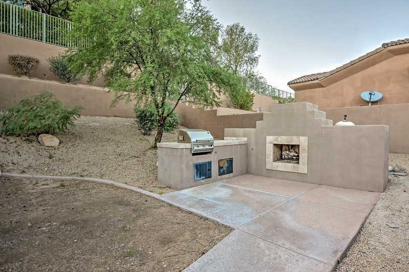 The most amazing memories await you in Arizona when you stay at this unmatched Fountain Hills vacation rental house!