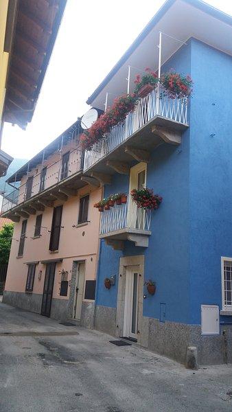 B&B IL PAESELLO, vacation rental in Province of Verbano-Cusio-Ossola