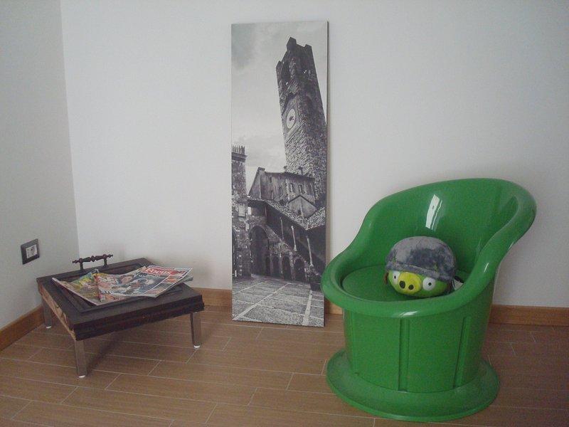 GREEN BED BERGAMO 'GUEST HOUSE', vacation rental in Torre de' Roveri