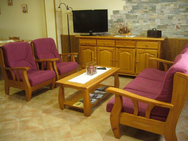 Apartamento Teixo, holiday rental in El Franco Municipality