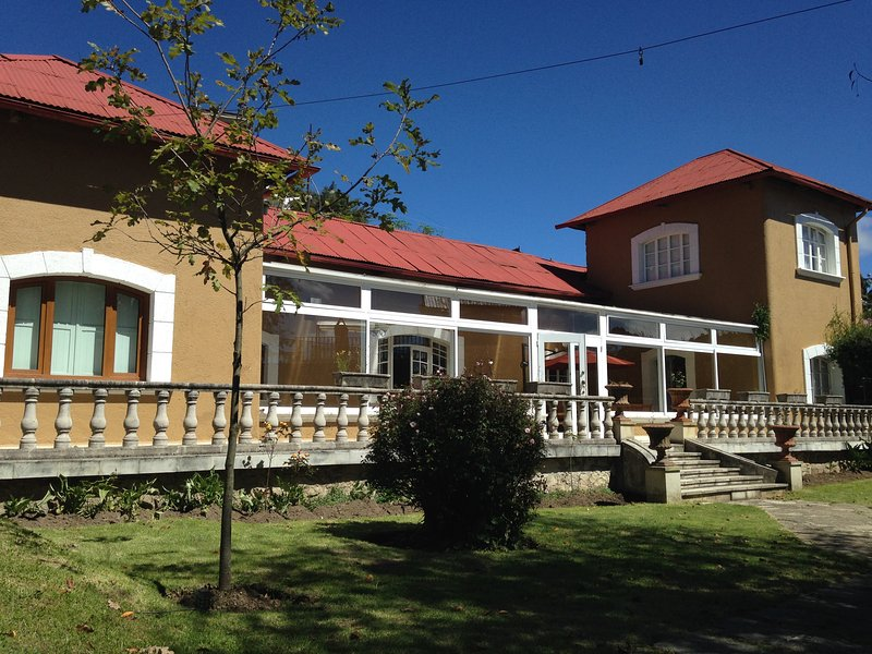Historic house in Real del Monte (Mineral del Monte), Hidalgo, holiday rental in Pachuca