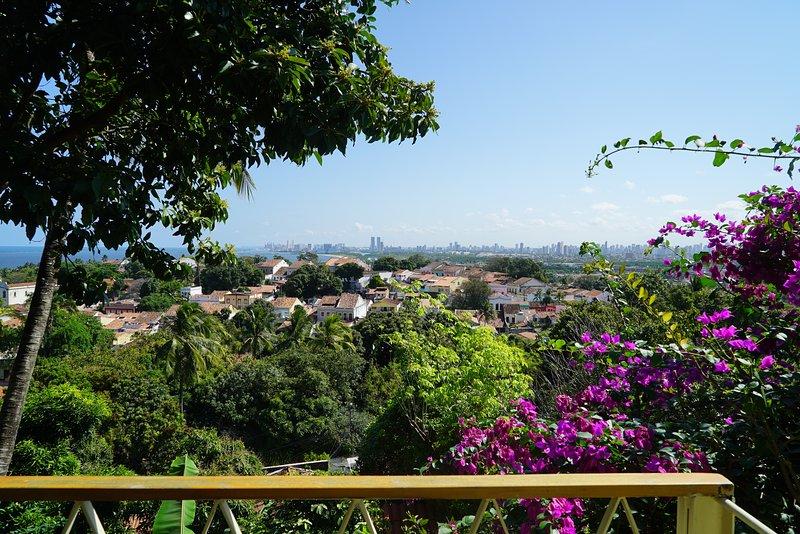 Área Común: Opinión de la terraza de Arcos / Área Común: Vista de terraza