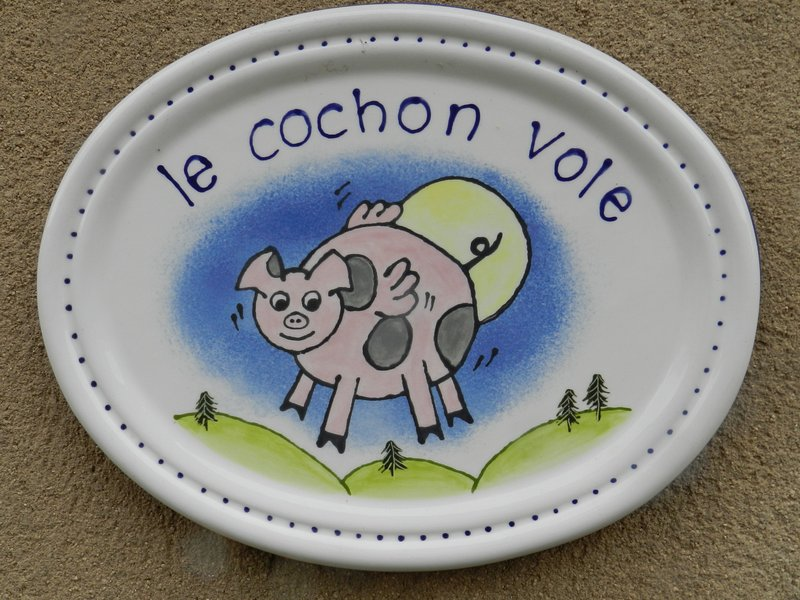 Bienvenido a Le Cochon campañol - un gran lugar para alojarse.