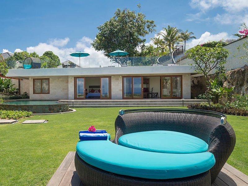 Pandawa Cliff Estate - Villa Markisa - Honeymoon suite