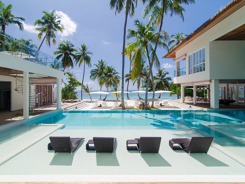The Amilla Villa Estate - an elite haven, vacation rental in Milaidhoo Island