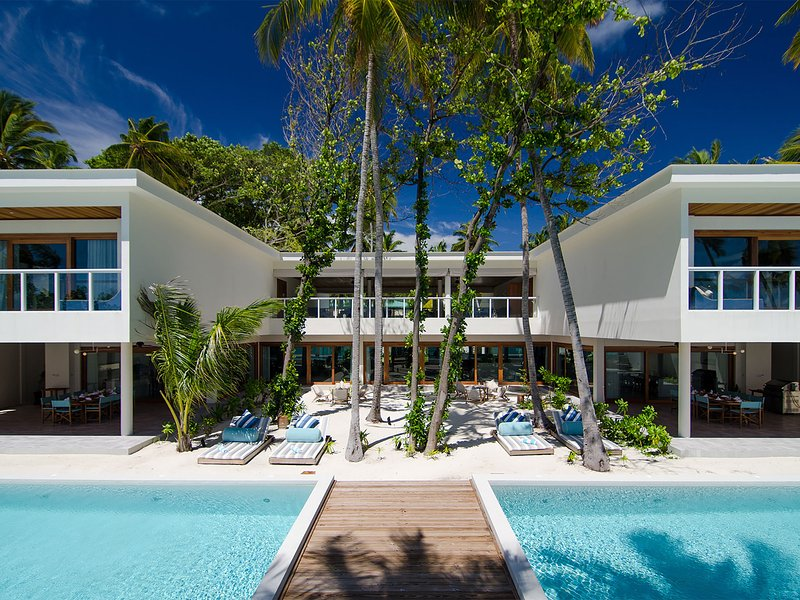 The Great Beach Villa Residence - an elite haven, holiday rental in Maldives