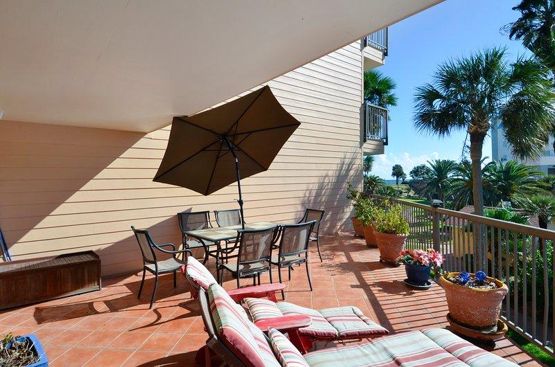 Floor Plan - Balcony