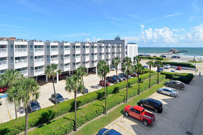 Casa Del Mar 379-Neptune's Retreat, holiday rental in Galveston Island