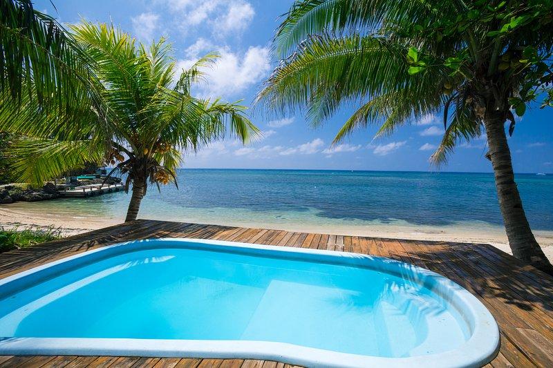 Bayside Villa communal pool