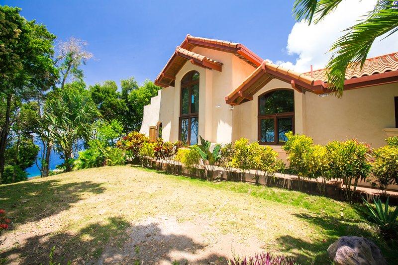 Chula Vista tiene un paisaje tropical maduro.