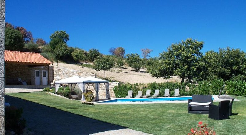 Amazing villa with swimming-pool, vacation rental in Viseu District