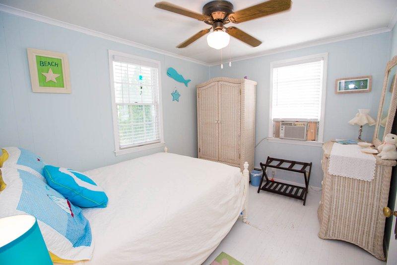 Alternate view of Second bedroom main floor