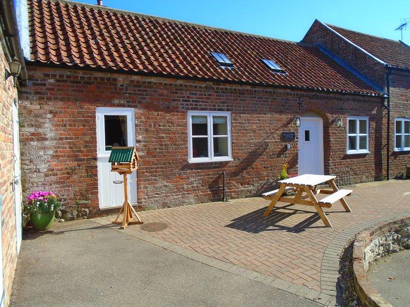 Guillemot Cottage, vacation rental in Bridlington