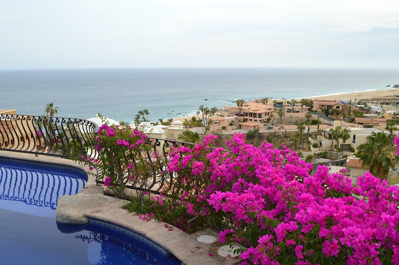 View of Pedregal Beach and the Pacific Ocean