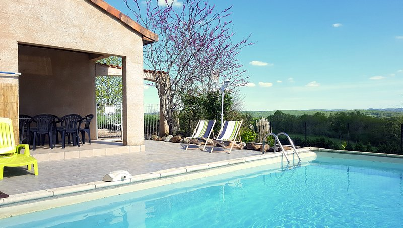 La Truffiere 6 person holiday home with private swimming pool (8-4m)