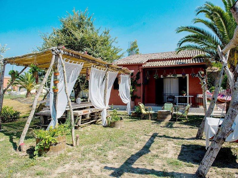 Sidari Bungalow, vacation rental in Astrakeri