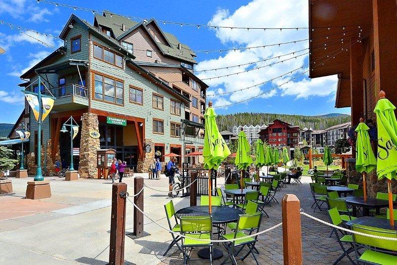 Restaurantes y actividades de Winter Park Village
