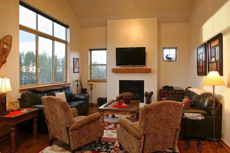 Elegante soggiorno