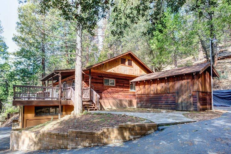Bradley's Cabin