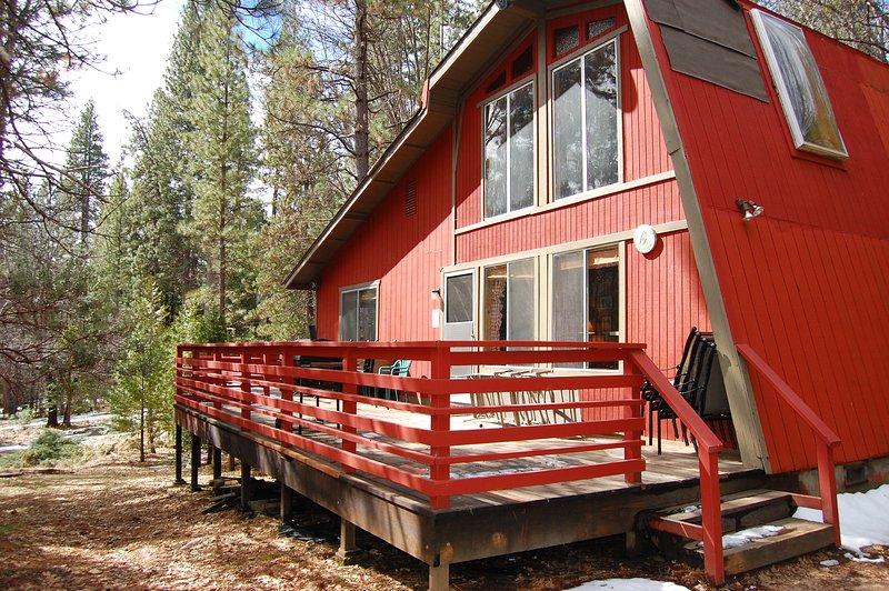 (46R) Manzanita Lodge, holiday rental in Yosemite National Park