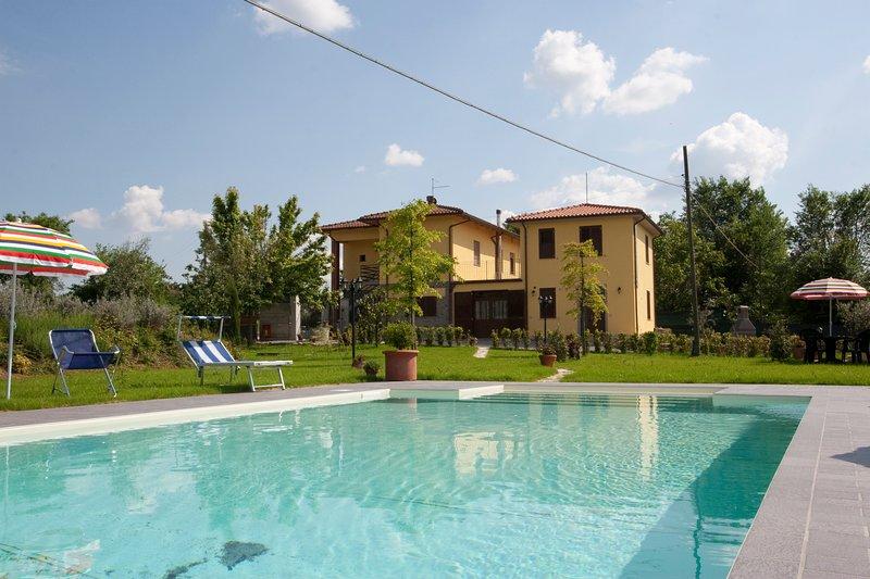 Papà Giuseppe casa vacanze, vacation rental in Montecchio della Pozzanghera