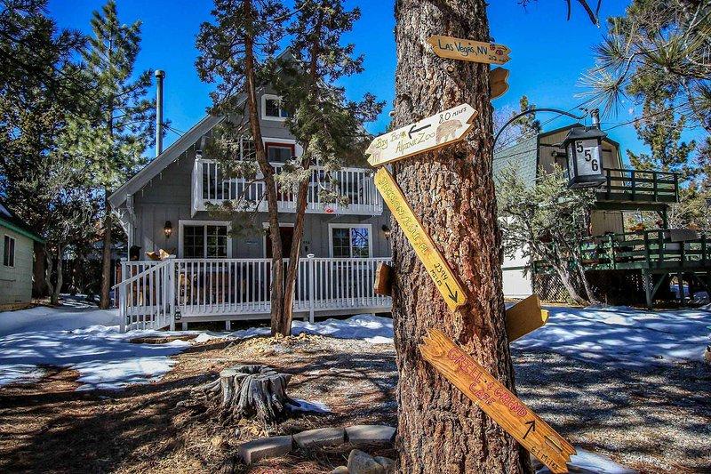 1596-Lazy Moose N Bear, vacation rental in Sugarloaf
