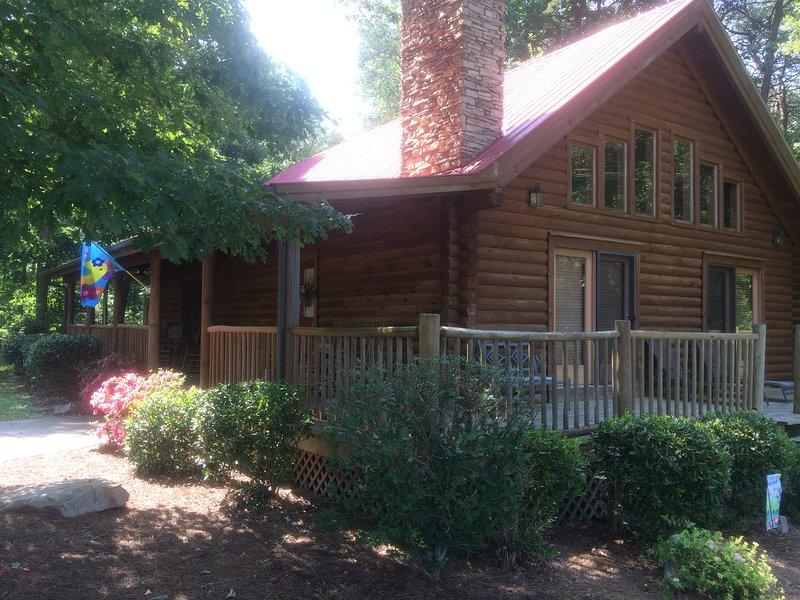 Hermoso de cabina de Deer Creek